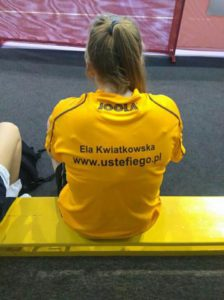 Ela Kwiatkowska MP kadetek 2017